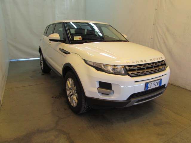 Foto 4 di Land Rover Range Rover Evoque 2.2 TD4 5p. Pure Tech Pack