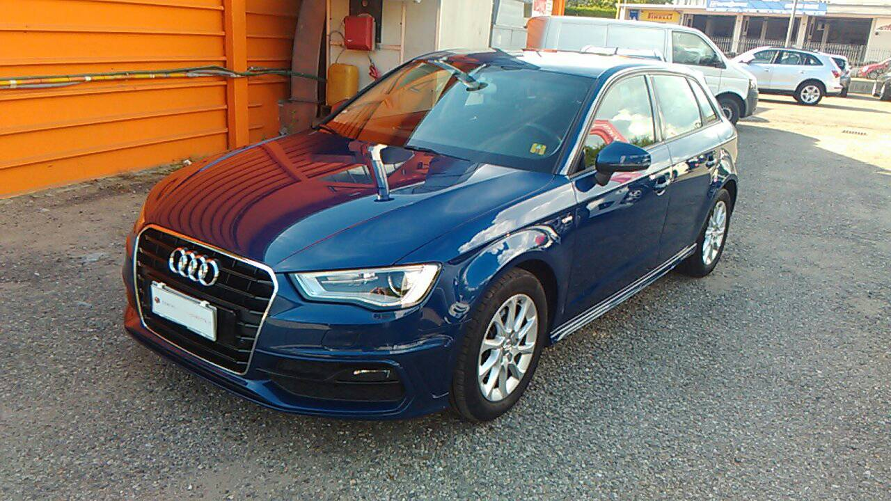 Audi A3 3ª serie/S3 A3 SPB 2.0 TDI Attraction