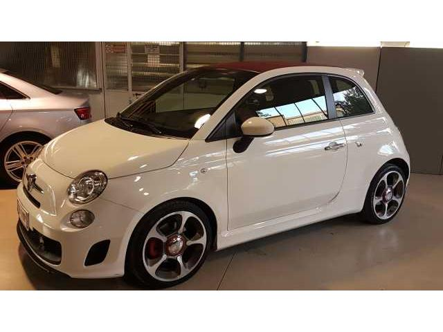Abarth 500 C 500 C 1.4 Turbo T-Jet