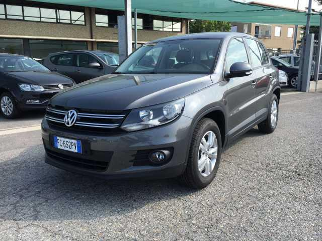 Volkswagen Tiguan 1ª serie 1.4 TSI 125 CV Cross BlueMotion Technolog