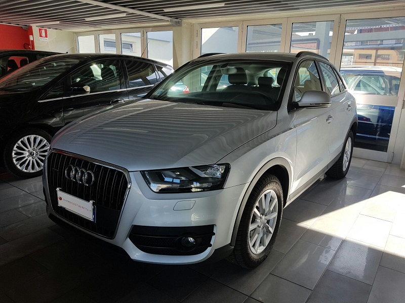 Audi Q3 Q3 2.0 TDI quattro Advanced